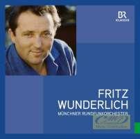 Fritz Wunderlich - unreleased radio recordings 1959 - 1965