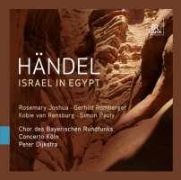 Händel: Israel in Egypt (2 CD)