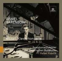 Daniel Barenboim plays Mozart - Piano Concertos Nos. 22 & 23