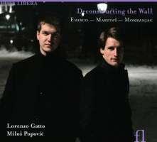 Enescu: Piano Sonata 3/ Martinu: 5 Madrigals/ Mokranjac: Sonata