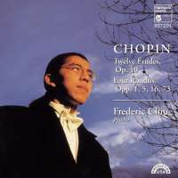 Chopin: 12 Etudes, 4 Rondos