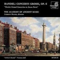 Handel: : Concerti grossi op. 6