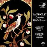 WYCOFANY  Pandolfi: Violin Sonatas
