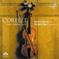 WYCOFANY  Violin Sonatas op. 5