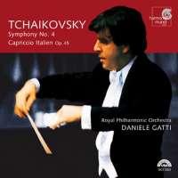 Tchaikovsky: Symphonie n° 4