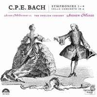WYCOFANY  Symphonies 1-4, Cello concerto