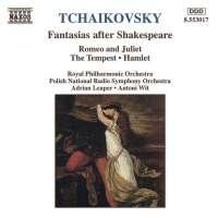 TCHAIKOVSKY: Fantasias
