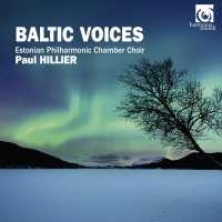 WYCOFANY  Baltic Voices: Gorecki: 5 Kurpian Songs /Augustinas / Mazulis / Gudmundsen-Holmgreen / Bergmann / Saariaho / Martinaitis / Tüür: Meditatio