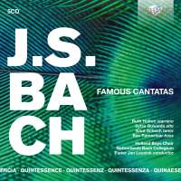 Quintessence J.S. Bach: Famous Canatas
