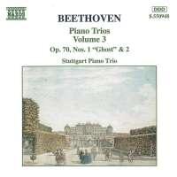 BEETHOVEN: Piano Trios vol. 3