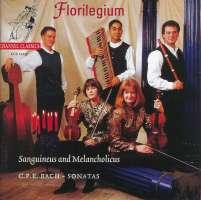 Bach C.P.E.: Sonatas