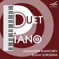 Piano Duet 2 - Mozart: Sonatas for Piano Four Hands