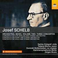 Schelb: Orchestral Music Vol. 2