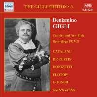 GIGLI EDITION Vol.3