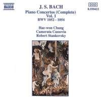 Bach: Piano Concertos, Vol. 1 (BWV 1052-1054)