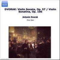 DVORAK: Music for Violin & Piano vol. 1