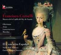 Corselli: Ouvertures, arias, lamentations