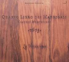 WYCOFANY  Monteverdi: Quarto Libro dei Madrigali