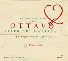 WYCOFANY  Monteverdi: Ottavo Libro dei Madrigali