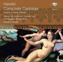 Handel: Complete Cantatas Vol. 3