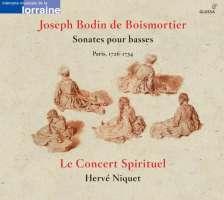Boismortier: Sonates pour basses