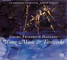 Haendel: Water Music & Fireworks