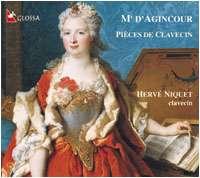 d'Agincour: Pieces de clavecin