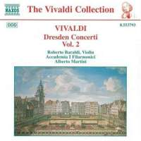 Vivaldi: Dresden Concerti vol. 2