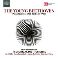 The Young Beethoven - Piano Quartet WoO 36