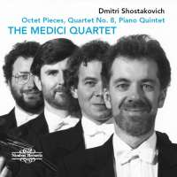 Shostakovich: Quartet/Quintet