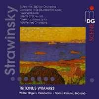 Stravinsky: Works for Chamber Orchestra