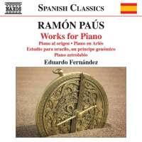 Paus: Works for Piano