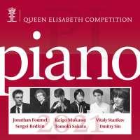 Queen Elisabeth Competition - Piano 2021