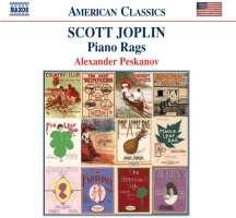 JOPLIN: Piano rags