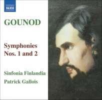 GOUNOD: Symphonies Nos. 1 and 2