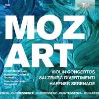 Quintessence Mozart: Violin Concertos, Salzburg Divertimenti, Haffner Serenade