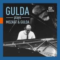 Mozart: Rondos for piano and orchestra KV 386 & 382; Sonata KV 332; Gulda: Improvisation 1 + 2