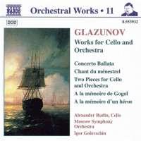 GLAZUNOV: Orchestral Works, Vol 11