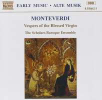 MONTEVERDI: Vespers of the Bles