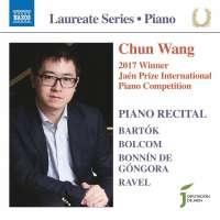 Chun Wang Piano Laureate Recital