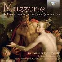 Mazzone: Il Primo libro delle canzoni a quattro voci