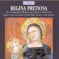 Regina Pretiosa: Una Celebrazione Mariana del Trecento Fiorentino