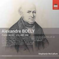 Boely: Piano Music Vol. 1