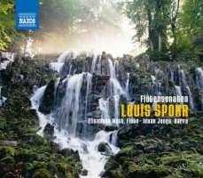 SPOHR: Sonatas for Flute and Harp