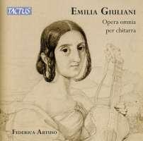 Emilia Giuliani: Complete Guitar Works