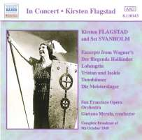 FLAGSTAD: Excerpts from Wagner