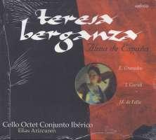 Teresa Berganza - Alma de Espana