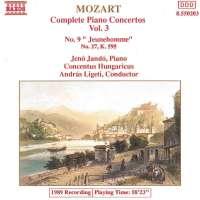 Mozart: Piano Concertos 9 & 27