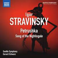 STRAVINSKY: Petrushka; Chant du rossignol