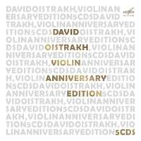 David Oistrakh - Anniversary Edition